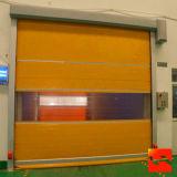 Portes en acier galvanisées rapides économiques d'obturateur de rouleau (HF-07)