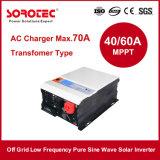 Inversor solar de la potencia de la apagado-Red 1-10kw 6000W 24V del sistema eléctrico
