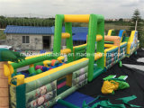 최신 Sale Inflatable Obstacle Courses 또는 Inflatble Tunnel Obstacle/Inflatable Bouncer Obstacle