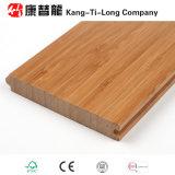 Revestimento de bambu Prefinished da madeira com prazo de execução curto
