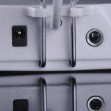 Altoparlanti stereo attivi ricaricabili dell'altoparlante del LED con a comando a tocco