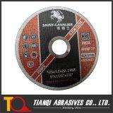 Disco abrasivo da estaca para Inox 125X1.6X22.2