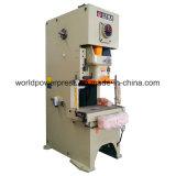 25ton 400ton ao tipo excêntrico máquina de perfuração da imprensa de potência