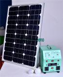 Precio de energía solar del sistema del conjunto completo para eléctrico casero