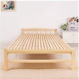 Form Foldable Wooden Bed für Schlafzimmer Furniture (WS16-0074, für das Schlafen)