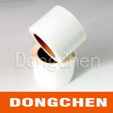 Etiqueta engomada en blanco adhesiva impresa alta calidad de encargo de la cáscara de huevo
