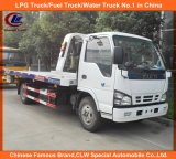 Isuzu 4X2 2tons Towing Truck, 3tons Flatbed Tow Truck voor Sale