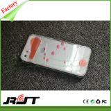 Cassa poco costosa unica del telefono del campione libero della cassa del telefono mobile di 2016 TPU