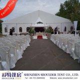 100 Seater 100개의 사람들 대중적인 크기 결혼식 천막 (SDC)