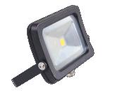 Tipo fino luz de inundación impermeable del LED