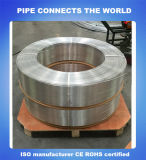 AluminiumPipe in Coil Form und in Straight Length