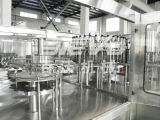 Le thé automatique boit des machines de remplissage de bouteille d'animal familier