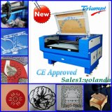Triumphlaser 80W Acrylic Bamboo Wood Plastic MDF Paper Cloth CNC Laser Cutting Machine Price