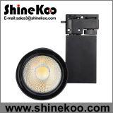 30W luz de techo de aluminio de la MAZORCA LED
