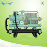 462kw Aire acondicionado tipo tornillo refrigerado por agua Refrigerador de agua