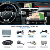 Lexus Hiphone Navigation、USB、Rearのための車Multimedia Navigation Interface Box