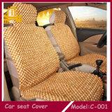 Охладьте массажированную подушку сиденья автомобиля шариков древесины, крышку места автомобиля