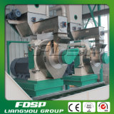 Chaîne de production automatique de boulette de biomasse de la CE avec la haute performance
