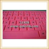 高い持続期間のSilionceのキーボード形成機械