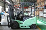 2.5ton Warehouse Electric Forklift Truck, China Vmax Manufacturer, Engineer Available zu Service Overseas