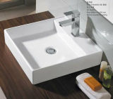 Cupc Certificate (SN109-019)のNorth Americeのための陶磁器のArt Countertop Wash Basin
