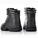 Los zapatos de seguridad de la soldadura del alto talón, seguridad de la soldadura patean M-8022