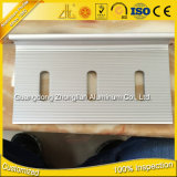 최신 판매 공장 공급자 양극 처리 알루미늄 단면도 CNC