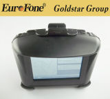 Alta calidad GPS de la navegación de la motocicleta GS-F350 impermeable y a prueba de choques