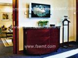 Мебель горячей самомоднейшей спальни гостиницы 2016 деревянная (EMT-C1202)