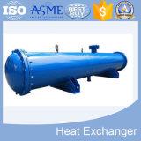 De Water Gekoelde Mariene Warmtewisselaar van het Aluminium ASME met OEM