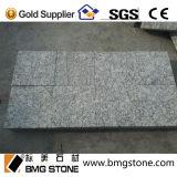 Chinesische preiswerteste graue Granit-Fliese-u. Platte-Pflasterung-Stein-Fliesen