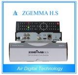 2016 TV vía satélite Nuevo decodificador DVB S / S2 con la CPU de doble núcleo Zgemma H. S
