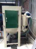 Câmara da máquina de sopro da areia da plataforma giratória com plataforma giratória e carro