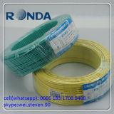 Fio elétrico do PVC da instalação dura contínua do núcleo