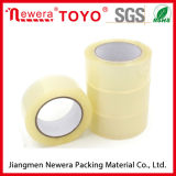 cinta adhesiva transparente del embalaje de 48m m BOPP para el lacre del cartón