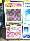 De Machine van de Kraan van het Stuk speelgoed van de Opdringer van het muntstuk/de Machine van de Arcade van de Klauw
