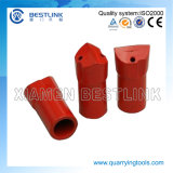 11 graus Tapered Chisel Bits para Drill Stone