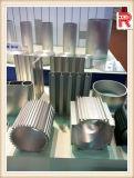 シリンダー管のためのアルミニウムかアルミニウム放出のプロフィール
