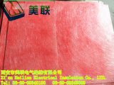 Feuille/bande/garniture de fibre de verre de dilatation thermique de moteur