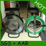 SGS Goedkeuring 12mm X 3000m X 0.5mm de Riem van het Huisdier voor Groot Blok
