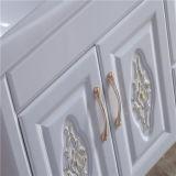 Stanza da bagno moderna Vanity del PVC di Type Wall Mounted con Side Cabinet