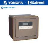 Brandkast van de Inbraak van de Vertoning van Yongfa BS-Jh35blm LCD de Elektronische