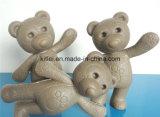 Mini giocattolo gonfiabile di salto del bambino dell'orso di plastica dell'orsacchiotto per fare pubblicità