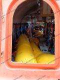 救命ボートロードテストのためのボルスタタイプウォーターバッグ