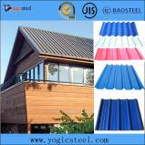 Corrugated лист цвета, лист толя цвета