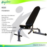 Banco do Fid do equipamento da aptidão/banco ajustável equipamento do Sit-up Bench/Gym multi