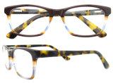 Las lentes populares enmarcan los últimos marcos italianos de las lentes de los marcos ópticos