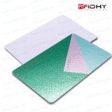Carte d'IDENTIFICATION RF de fabrication de la Chine avec la bande magnétique