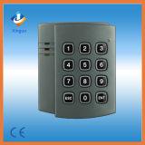 Telclado numérico del panel del control de acceso de la puerta de la tarjeta inteligente con la fabricación impermeable