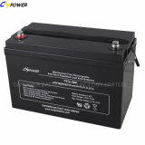 AGM Gel Battery 12V100ah SLA Batterie pour Solar Power CS12-100d